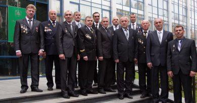 Горняки РУК получили государственные награды
