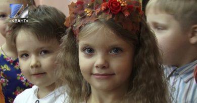 Фестиваль урожая в д/с «Радуга»
