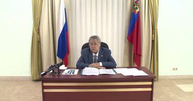 Аман Тулеев провел рабочее совещание по вопросам здравоохранения