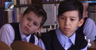 «Шахматы – в школу»