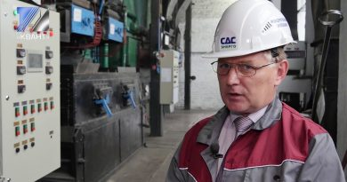 На котельной «СДС-Энерго» проведён плановый ремонт