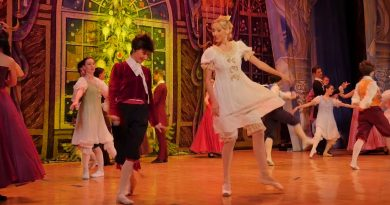 Знаменитый балет «Щелкунчик» состоялся в ДК им. Ленина