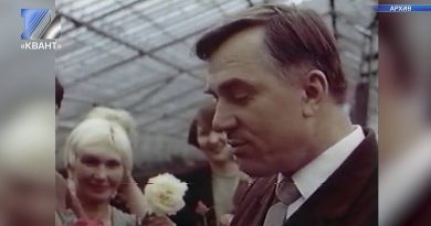 Михаилу Найдову исполнилось 85 лет