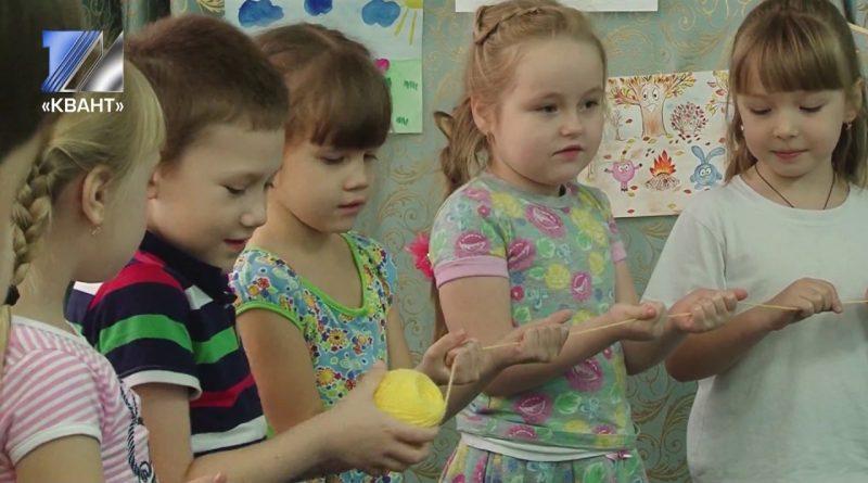 Студенты рассказали дошколятам, как сохранить природу