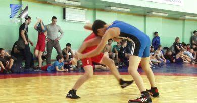 Состоялся VII региональный турнир по вольной борьбе