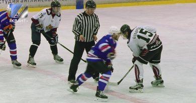 Новокузнецкие «Медведи» и междуреченский «Горняк» провели игру