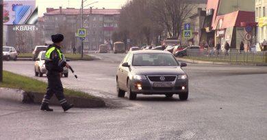 Продолжается профилактическая операция «Водитель-пешеход»