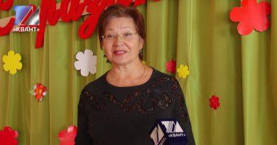 Дети поздравили постояльцев дома-интерната для престарелых
