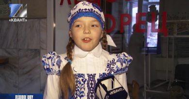 В «Кристалле» состоялось традиционное новогоднее представление