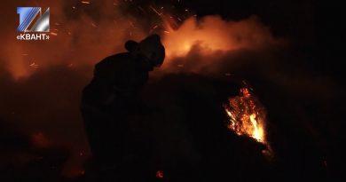 Всю неделю неравнодушные горожане помогали погорельцам из Чебал-су