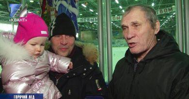 Междуреченский «Горняк» против барнаульского «Динамо»