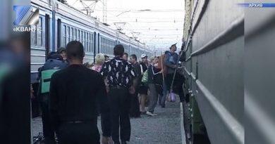 Назначен дополнительный электропоезд Лужба - Междуреченск