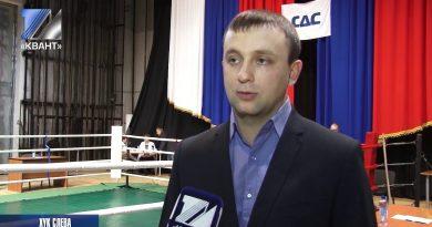 Стартовало первенство по боксу памяти Михаила Куюкова