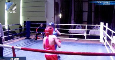 В Мысках прошло первенство Кемеровской области по боксу