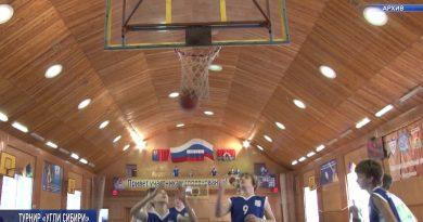 15-18 марта пройдёт турнир «Кубок «Угли Сибири» по баскетболу