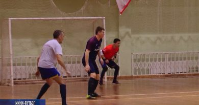Прошла 1/8 финала Кубка города по мини-футболу