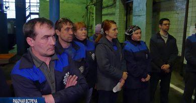 С. Кислицин встретился с работниками ТРМЗ