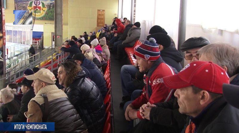 СХЛ: «Горняк» принимал на домашнем льду томичей