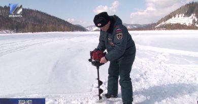 Четыре ледовые переправы уже закрыты