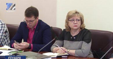 На аппаратном совещании подвели итоги выборов