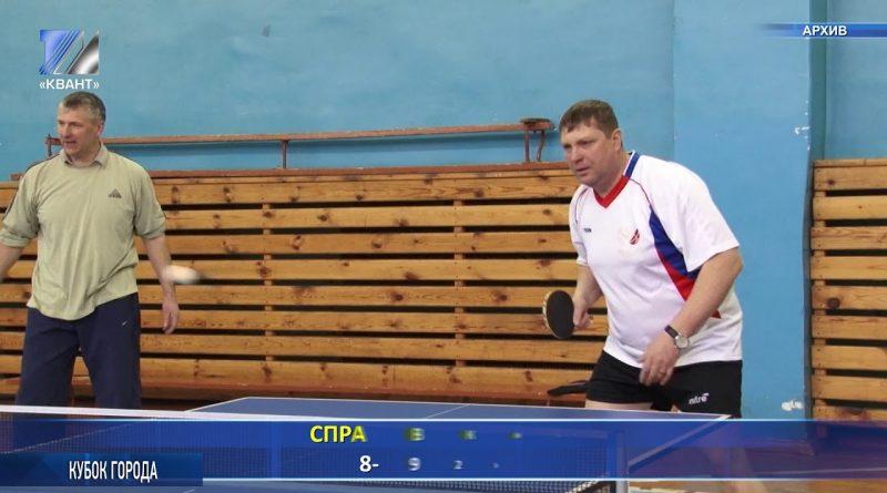 Приглашаются желающие принять участие в соревнованиях по настольному теннису