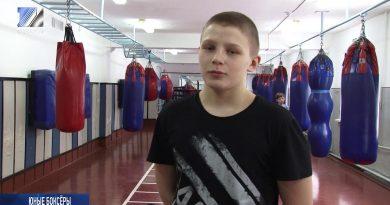 В Томусинце прошло открытое первенство города по боксу