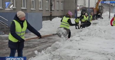 Стартует месячник по санитарной очистке города