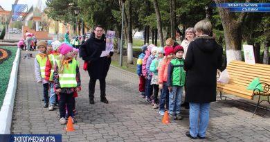 Экологическая игра для дошкольников