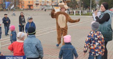 Учреждения культуры создают атмосферу радости для детей