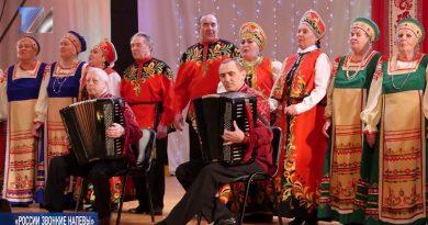 В ДК Ленина прошёл отчётный концерт народного отделения