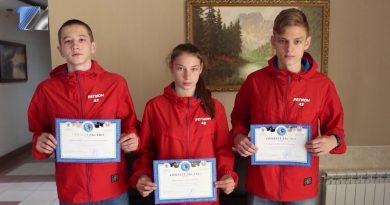 В Ставрополе прошёл чемпионат по юношескому автомногоборью