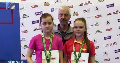 В Бердске прошёл турнир по настольному теннису