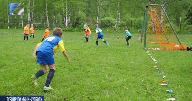 Турнир по мини-футболу в экоцентре «Кузнецкий Алатау»