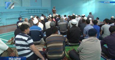 Мусульмане отметили Ураза-байрам