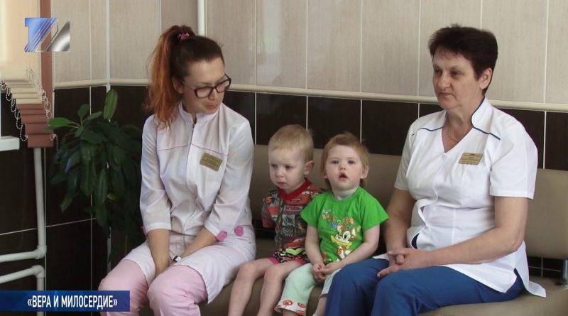 Епископ Владимир посетил педиатрическое отделение