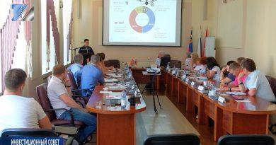 Состоялось заседание Совета по инвестиционной и инновационной деятельности