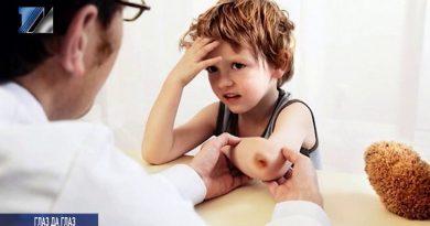 Летом увеличивается рост травм и отравлений у детей