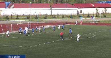 2 сентября состоятся очередные игры первенства области по футболу