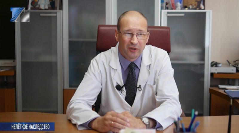 Новый главврач Вадим Башлачёв о планах на будущее