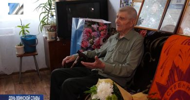 Валентин Ардеев принимает поздравления в преддверии Дня шахтёра