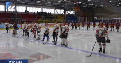 Прошёл хоккейный турнир «Кубок главы»