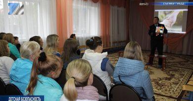 Сотрудники ГИБДД проводят беседы в школах и детских садах