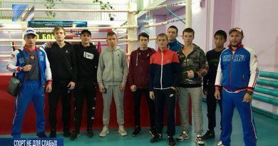 В Минусинске прошёл открытый турнир по боксу