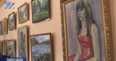 Открылась персональная выставка Галины Орловой
