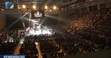 В Кемерове состоялся турнир REAL-BOXING