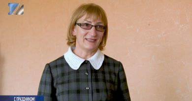 Елена Овчар поздравила дошкольных работников с праздником