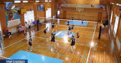 Стартовал турнир по волейболу памяти М. Набойченко