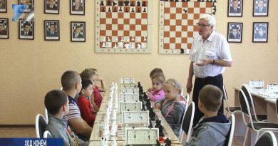 Всекузбасский День шахмат