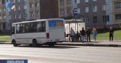 Куда делись автобусы?