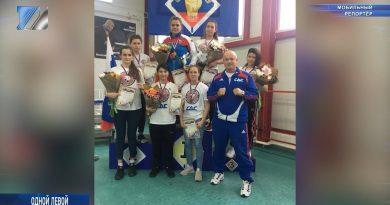 В Челябинске прошли Всероссийские соревнования по боксу